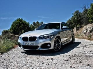 Foto 2 - Presentación BMW Serie 1 2015