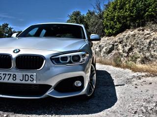 Foto 3 - Presentación BMW Serie 1 2015