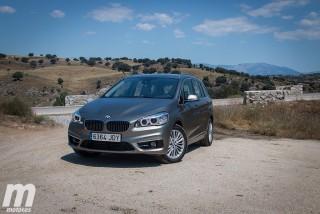 Foto 1 - Presentación BMW Serie 2 Gran Tourer