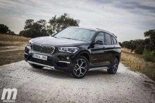 Foto 1 - Presentación BMW X1 2015