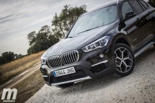 Foto 2 - Presentación BMW X1 2015