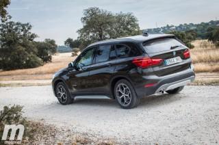 Presentación BMW X1 2015 Foto 5