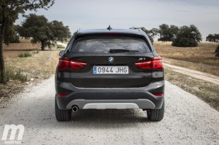 Presentación BMW X1 2015 Foto 8