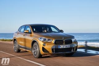 Presentación BMW X2 Foto 11