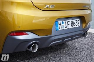Presentación BMW X2 Foto 23
