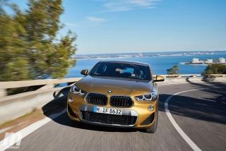Presentación BMW X2 Foto 10