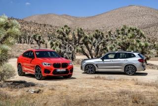 Presentación BMW X3 y X4 M 2020