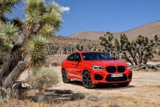 Presentación BMW X3 y X4 M 2020 Foto 2