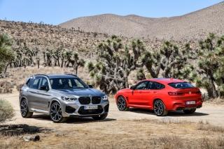 Presentación BMW X3 y X4 M 2020 Foto 3