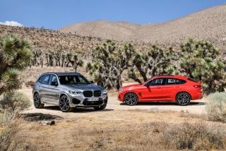 Presentación BMW X3 y X4 M 2020 Foto 4