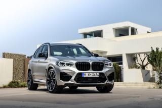 Presentación BMW X3 y X4 M 2020 Foto 5