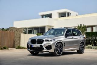 Presentación BMW X3 y X4 M 2020 Foto 6