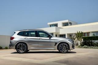 Presentación BMW X3 y X4 M 2020 Foto 8