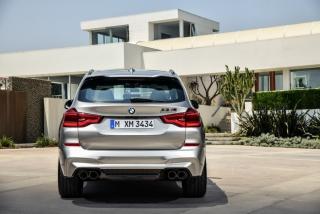 Presentación BMW X3 y X4 M 2020 Foto 9
