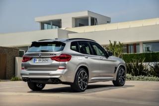 Presentación BMW X3 y X4 M 2020 Foto 10