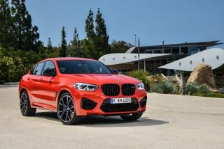 Presentación BMW X3 y X4 M 2020 Foto 11