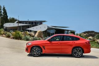 Presentación BMW X3 y X4 M 2020 Foto 12