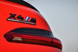 Presentación BMW X3 y X4 M 2020 Foto 16