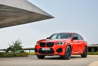 Presentación BMW X3 y X4 M 2020 Foto 18