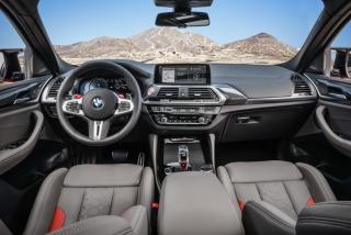 Presentación BMW X3 y X4 M 2020 Foto 19
