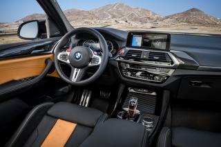 Presentación BMW X3 y X4 M 2020 Foto 30