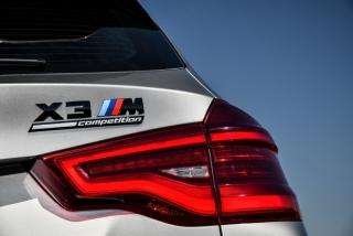 Presentación BMW X3 y X4 M 2020 Foto 41