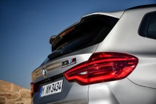 Presentación BMW X3 y X4 M 2020 Foto 42