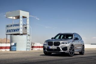 Presentación BMW X3 y X4 M 2020 Foto 43
