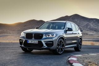 Presentación BMW X3 y X4 M 2020 Foto 44