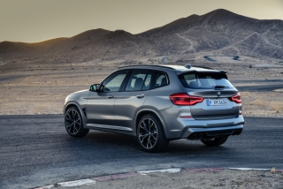 Presentación BMW X3 y X4 M 2020 Foto 45
