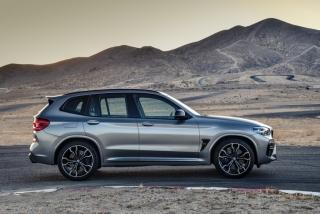 Presentación BMW X3 y X4 M 2020 Foto 46