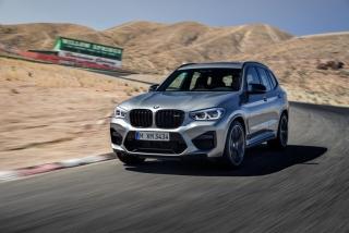 Presentación BMW X3 y X4 M 2020 Foto 47