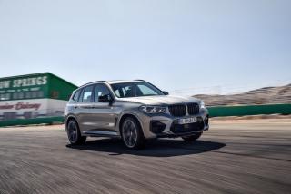 Presentación BMW X3 y X4 M 2020 Foto 49