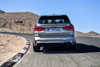 Presentación BMW X3 y X4 M 2020 Foto 50