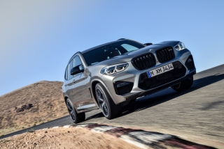 Presentación BMW X3 y X4 M 2020 Foto 51