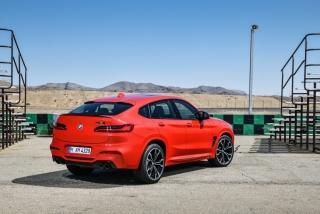 Presentación BMW X3 y X4 M 2020 Foto 53