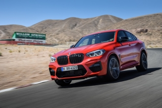 Presentación BMW X3 y X4 M 2020 Foto 58