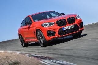 Presentación BMW X3 y X4 M 2020 Foto 59