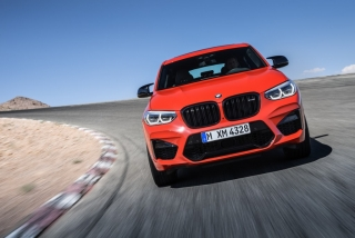 Presentación BMW X3 y X4 M 2020 Foto 60