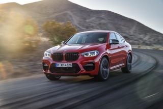 Presentación BMW X3 y X4 M 2020 Foto 63