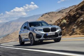 Presentación BMW X3 y X4 M 2020 Foto 65