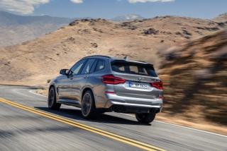 Presentación BMW X3 y X4 M 2020 Foto 66
