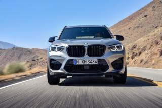 Presentación BMW X3 y X4 M 2020 Foto 68