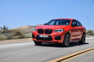 Presentación BMW X3 y X4 M 2020 Foto 70