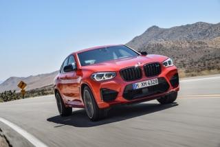 Presentación BMW X3 y X4 M 2020 Foto 72