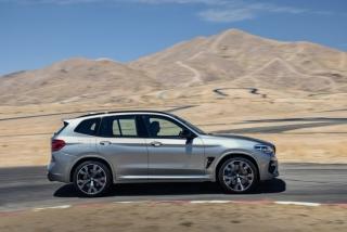Presentación BMW X3 y X4 M 2020 Foto 73