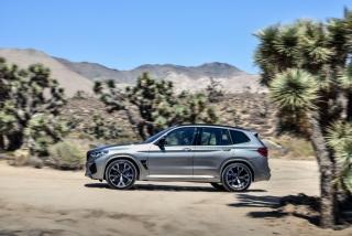 Presentación BMW X3 y X4 M 2020 Foto 75