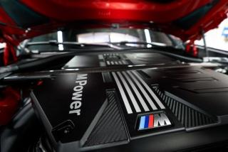 Presentación BMW X3 y X4 M 2020 Foto 77