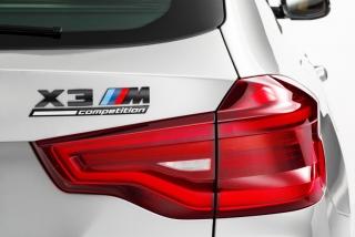 Presentación BMW X3 y X4 M 2020 Foto 84