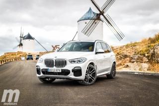 Foto 1 - Presentación BMW X5 2019